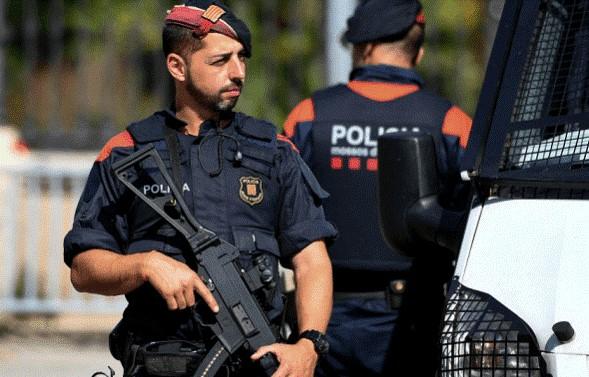 Spanish police. Photo Credit: Morocco World News